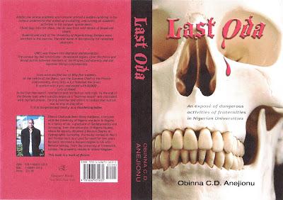 Last Oda - Cult Exposé: Last Oda - Introduction
