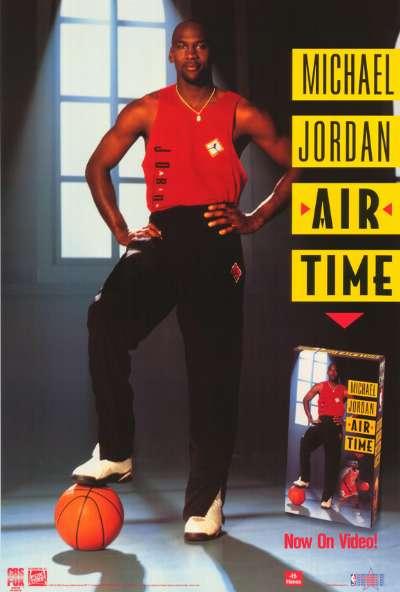 najlepsze trampki 2018 buty sportowa odzież sportowa Michael Jordan - Air Time (1993) - Nba filmy - instalacje81 ...
