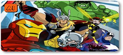 Infoanimation Com Br Novo Desenho Animado Dos Vingadores Estreia