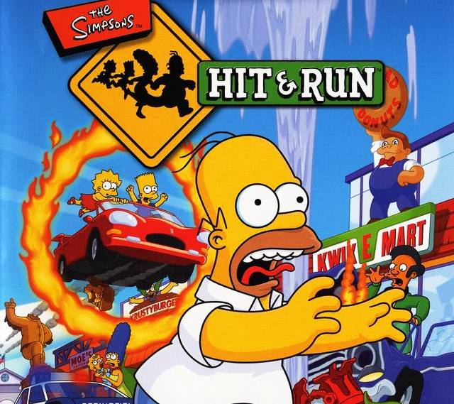 Simpsons hit and run game free download full version for pc.