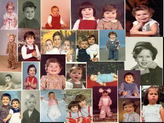 Bebés que nasceram na Casa de Saúde do Barreiro