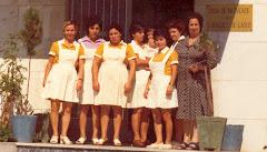 Dra Laura Seixas com a sua equipa