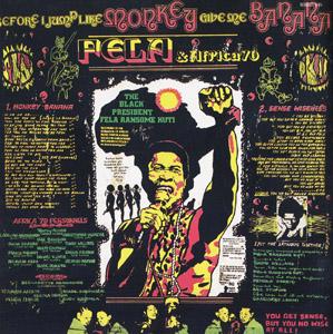 The Cover Up » Fela Kuti – Monkey Banana
