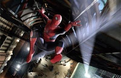 Spiderman 5 La película