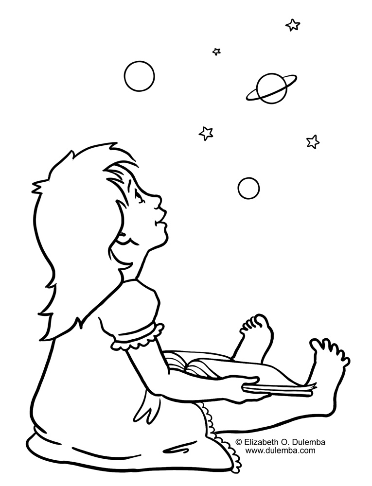 Barefoot Books- LadyD: Do You Know The Planets of The