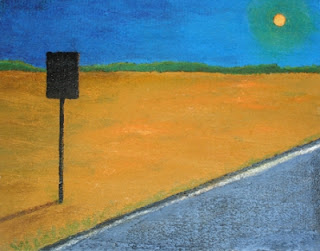 Road by Pete Halverson