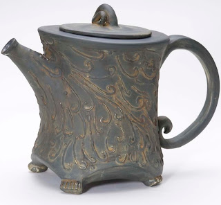 Margaret Barber Teapot