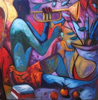 Kennith Humphrey Painting