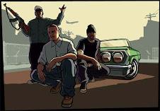 los pandilleros