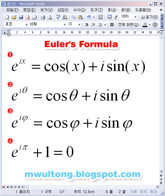 the eulers formula 2 essay I recently, out of interest, tried to prove euler's formula $\zeta{(2n)}=(-1)^{n-1}\frac{(2\pi)^{2n}}{2(2n)}b_{2n}$ for all $n\in\mathbb{n}$ i adapted euler's original proof for.
