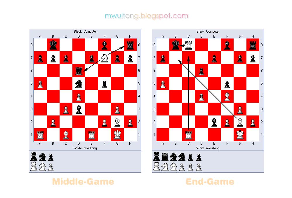 체스 게임