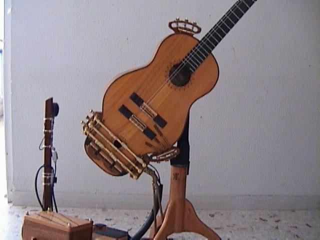 Foot Pedal Guitars : kertsopoulos pneumatic foot pedal guitar ~ Hamham.info Haus und Dekorationen