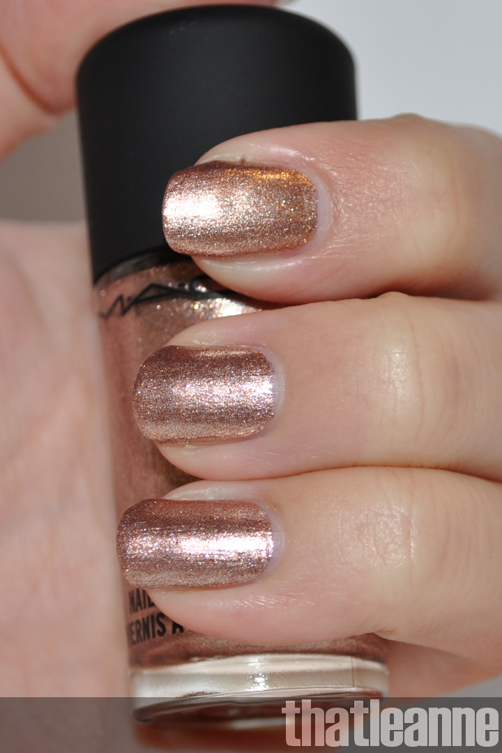 mac soiree nail polish dupe