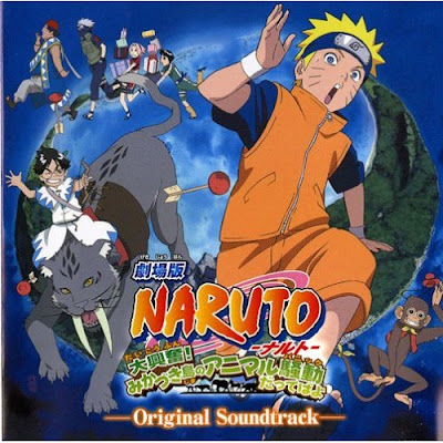 naruto shippuden 3 movie. Naruto Movie 3 - The Animal