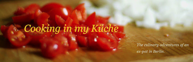 Cooking in my Küche