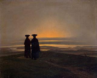 majtra Sztuka Caspar David Friedrich