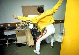 Freddie en el '86