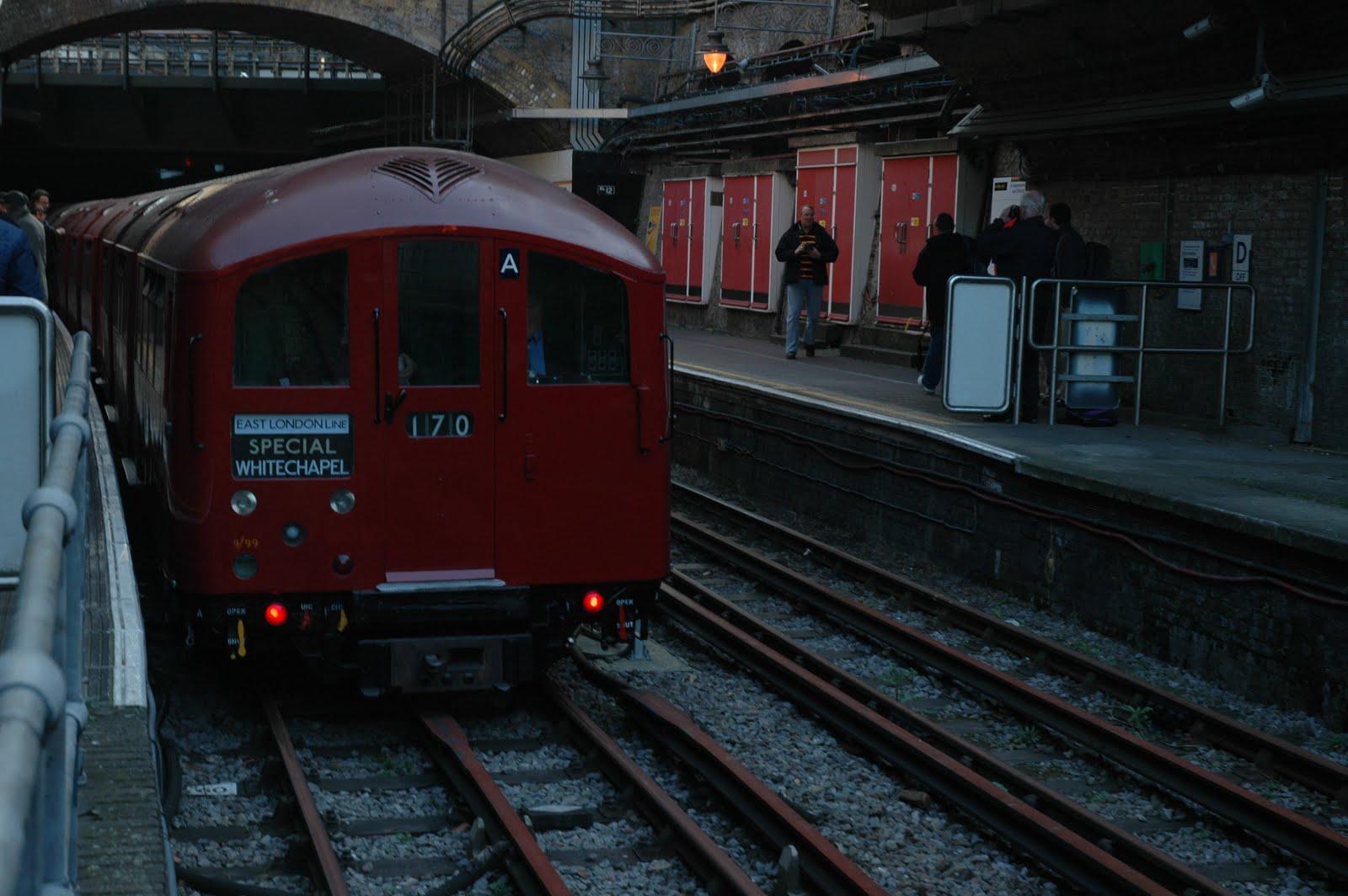 DSC 3538 - The East London Line: Ten years on...