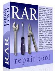 برنامج لإصلاح ملفات winrar المعطوبة