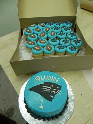 Carolina Panthers New Cake Ideas And Designs