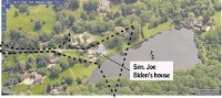 Senator Biden's Current Home.  Source: Delaware News Journal, Microsoft Virtual Earth
