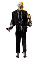 Zombie in Business Suit - Source: Halloween Express