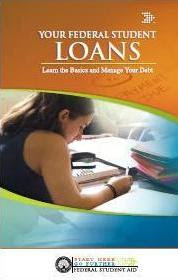 Student Loan Publication Cover - Source: studentaid.ed.gov