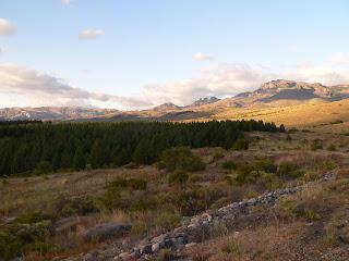 Afscheid van de Andes
