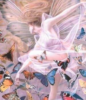 De  duendes y hadas hermosas imagenes no te las pierdas