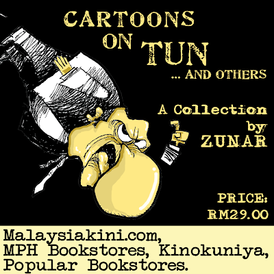Cartoons on Tun, & Others
