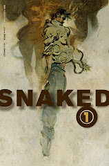 SNAKED Graphic Novel