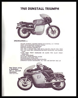ton up classics: 1968 paul dunstall cafe racer equipment