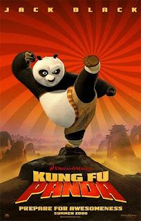 فيلم الانمي Kung Panda