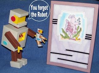 Susan Bluerobot: 2008