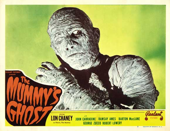 The Mummys Ghost Movie