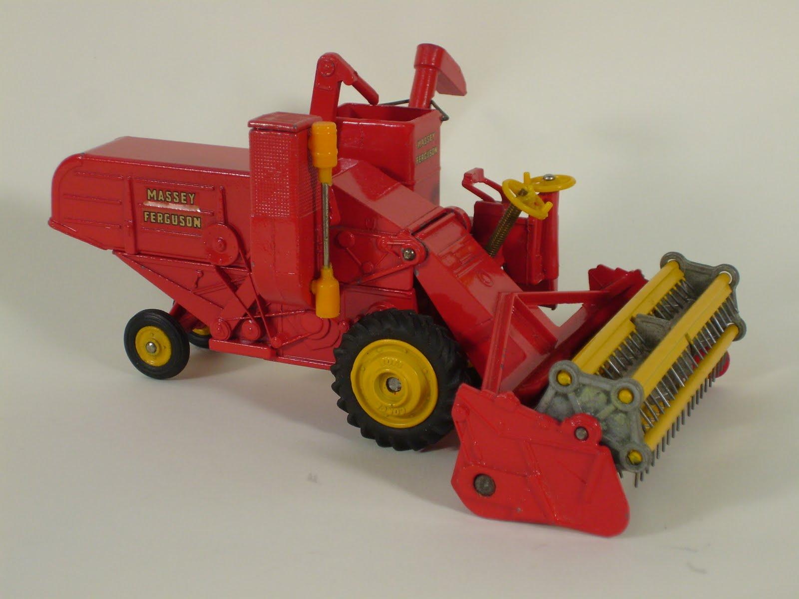 Collecting 20thc Rural Culture: Corgi Toys Farm Set, early ...
