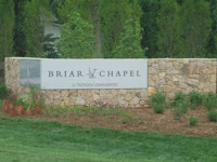 Initial Briar Chapel Homesites Sold Out