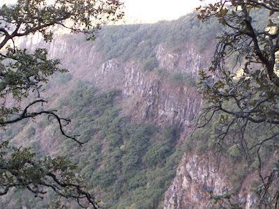 Cara sur del Cerro Viejo