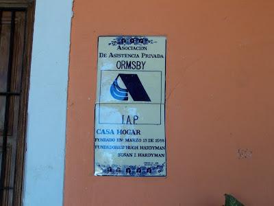 Asociación de asistencia privada - ORMSBY - Casa Hogar