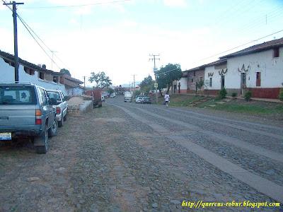 Calle en Atemajac de Brizuela