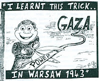 gaza flier amherst