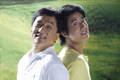Trend Body Painting Jackie Chan And Son Wallpapers Free Download