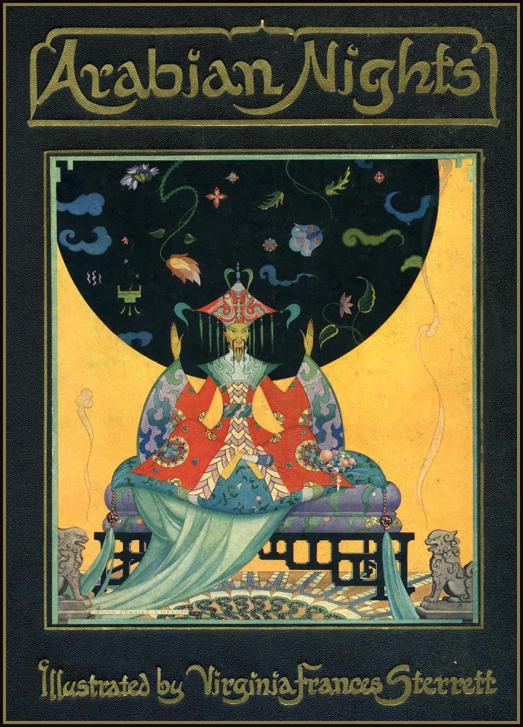 Lord Of The Green Dragons: Virginia Sterrett, Artist: 1900