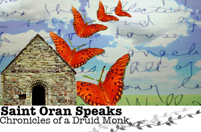 Saint Oran Speaks