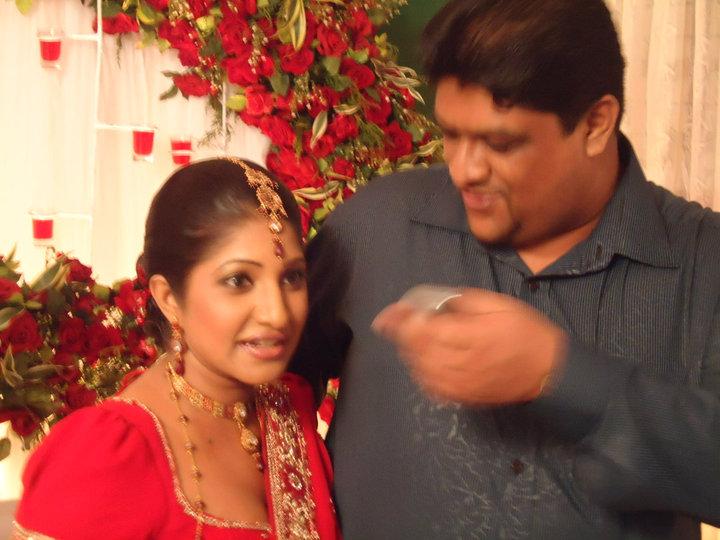 Samanalee fonseka wedding