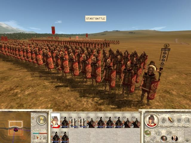 StrategyGames&Me: Rome Total War