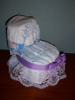 Diaper Cakes By Melissa Diaper Baby Bassinet