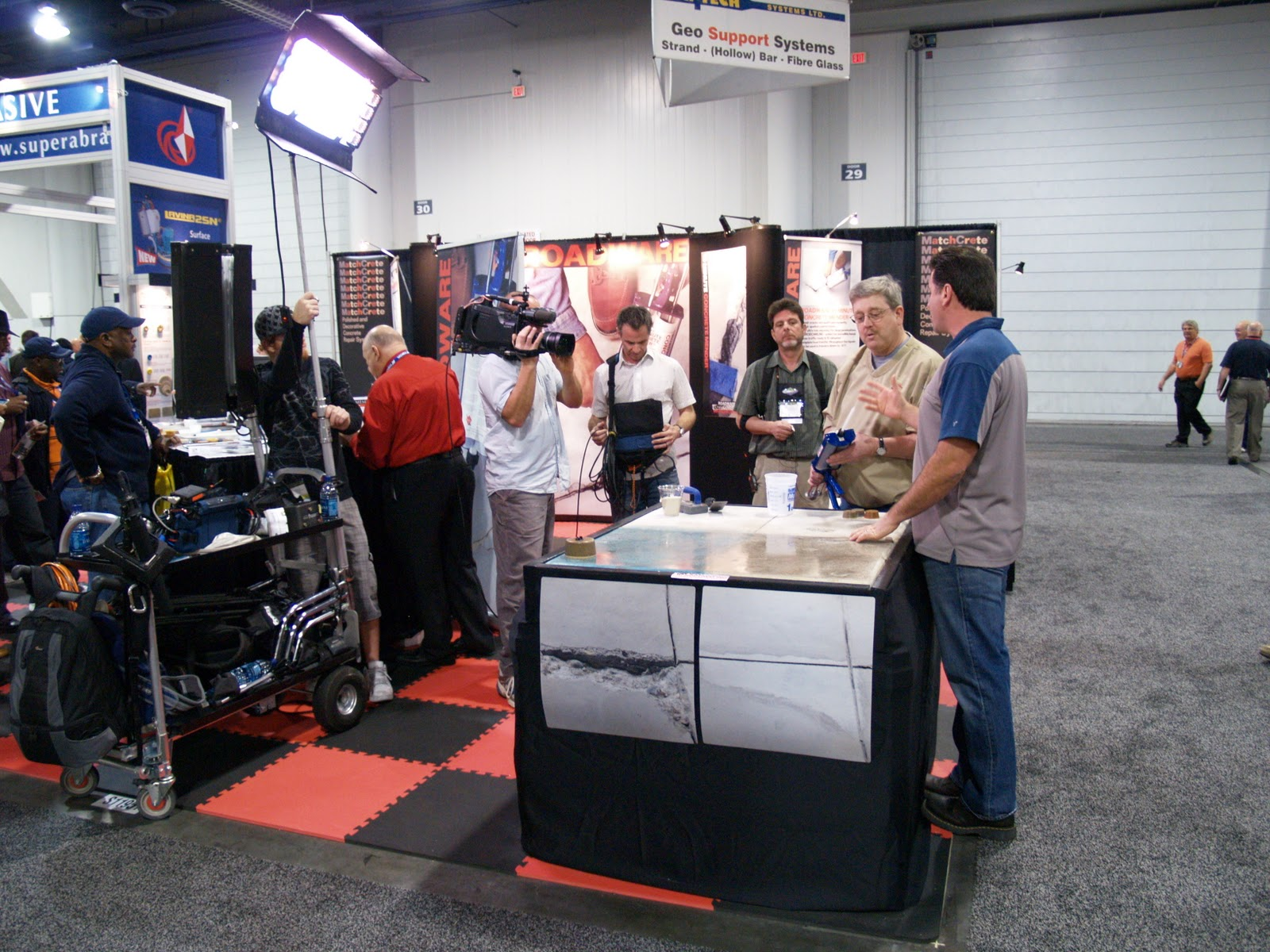 World Of Concrete 2011 Is January 17 21 In Las Vegas