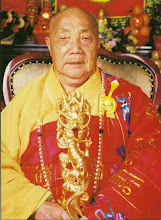 44th Patriarch Grand Master Ben Huan