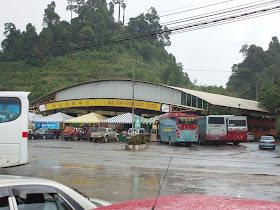 Borneotip Sarawak Bus Express Sibu Miri Sibu